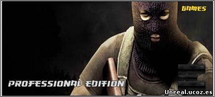 Counter-Strike v.1.6 Professional Edition (556.29 МБ)